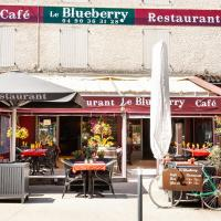 Hôtel-Restaurant Le Blueberry