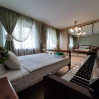 Nasutkibobr Apartment on Krilova 68