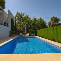 Modern Villa near Altea with Pool