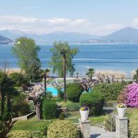 Conca Azzurra Wellness & Beauty Hotel, hotell i Ranco