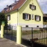 Gîte Yves, hôtel à Wihr-au-Val