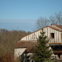 Gîte fermier de Saint-Lizier, hôtel à Saint-Lizier