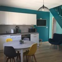 Maison avec 2 appartements proche plage, hotel near Le Touquet Airport - LTQ, Étaples