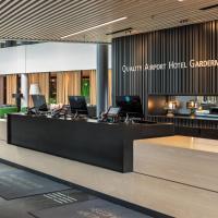 퀄리티 에어포트 호텔 가르데르모엔(Quality Airport Hotel Gardermoen)