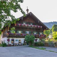 Haus Unterdorf, hotel in Goldegg