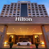 Hilton Dushanbe, отель в Душанбе
