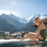 Armancette Hôtel, Chalets & Spa – The Leading Hotels of the World, hotel in Saint-Gervais-les-Bains