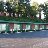 Alpine Motel, hotel di Abingdon