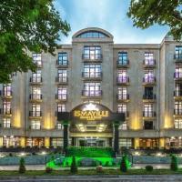 ISMAYILLI RESORT HOTEL, hotel em Ismailli