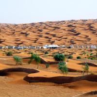 Camp Mars, hotel in Douz