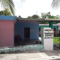 Hostal y temazcal Guemez, hotel in Chichén-Itzá