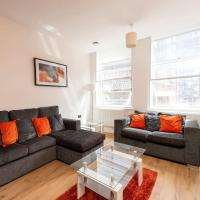 Cosy 2BR Home in Manchester by GuestReady