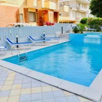 Hotel A Casa Nostra, hotell nära Federico Fellinis internationella flygplats - RMI, Rimini
