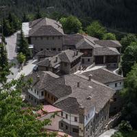 Katogi Averoff Hotel & Winery, hotel in Metsovo