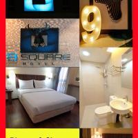 9 Square Hotel - Petaling Jaya, hotel di Kota Damansara
