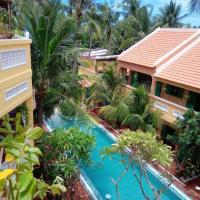 MiNhon Hotel Muine, отель в Муйне
