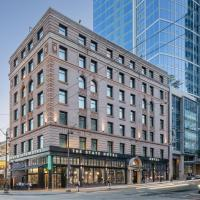 The State Hotel, hotel in Downtown Seattle, Seattle