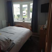 Private bedroom in a detached bungalow