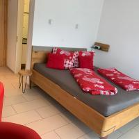 Ustria / Pensiun Trutg, hotel in Vella