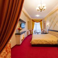 Franz Hotel, hotel v destinaci Ivano-Frankivsk