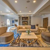 Best Western Plus Media Center Inn & Suites, hotel in Burbank