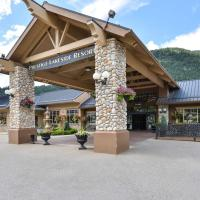 Prestige Lakeside Resort; BW Premier Collection, hotel em Nelson