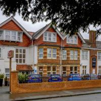 Best Western Plus Oxford Linton Lodge, hotel in Oxford