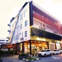 De House Hotel, hotel in Sibu