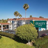 Quality Inn Encinitas Near Legoland, hotel in Encinitas