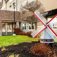 Quality Inn & Suites Amsterdam Quispamsis, hotel em Saint John