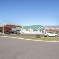 Quality Inn Delta Gateway to Rocky Mountains, hotel in Delta