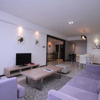 KK Apartment - 3 bedrooms Suite @ Likas
