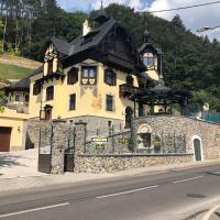 Regent Club Vila Tereza, hotel v Trenčianskych Tepliciach