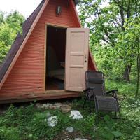 """Nature and Thoughts"" Camp, отель в Славянке"