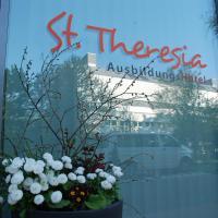 Ausbildungshotel St. Theresia, hotel in Neuhausen - Nymphenburg, Munich