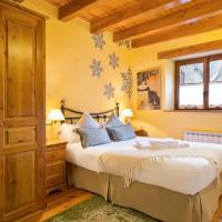 Luderna - Apartamento con jardín Pleta de Arties Montardo, hotel in Arties
