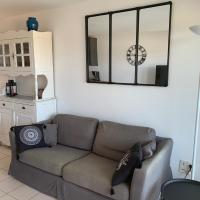 Appartement 4 personnes, vue mer exceptionnelle sur le golf de St Tropez