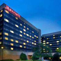 Newark Liberty International Airport Marriott, hotel near Newark Liberty International Airport - EWR, Newark