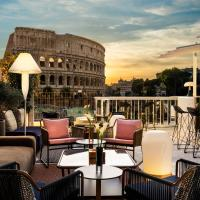 Hotel Palazzo Manfredi – Small Luxury Hotels of the World, hotel en Rione Monti, Roma