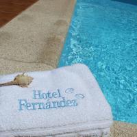 Hotel Fernandez, hotel in Sanxenxo