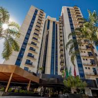 Sun Square Suítes Hotel by GP, hotel in Goiânia