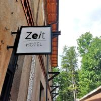Viesnīca Zeit Hotel Līgatnē