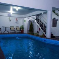 Hotel Via Morburg, hotel in Nazca