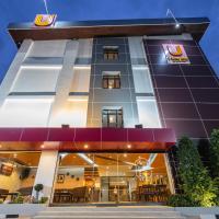 U- Homehotel Nakhonpanom, hôtel à Nakhon Phanom près de: Aéroport de Nakhon Phanom - KOP