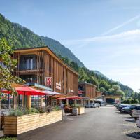 eduCARE Hotel, hotel a Treffen
