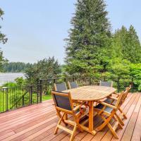 Lake Joy Waterfront Retreat