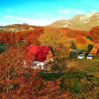 Etno village Maple, hotel en Žabljak