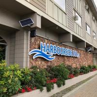 Harbourside Inn, hotel em Campbell River