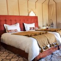 Maroc Sahara Luxury Camp & Tours, hotel en Foum Zguid