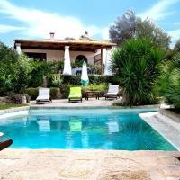 Sant'Antonio di Gallura Villa Sleeps 4 Pool Air Con, hotell i Sant Antonio Di Gallura